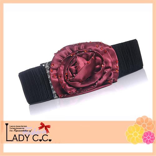 【Lady c.c.】寬版好曲線基本款必備腰封