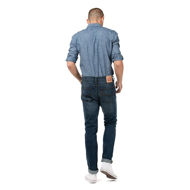 【Levis】510 深色經典緊身窄管牛仔褲