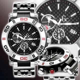 【Gc】頂級尊爵計時運動錶(GX44500G1)