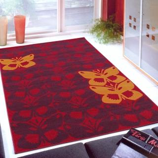 (Ambience)比利時Capri 現代地毯-蝴蝶