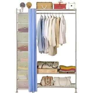 【巴塞隆納】W3+D型90公分衣櫥櫃