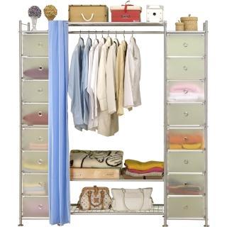 【巴塞隆納】W3+2D型90公分衣櫥櫃