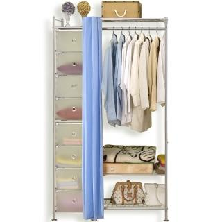 【巴塞隆納】W3+D型60公分衣櫥櫃
