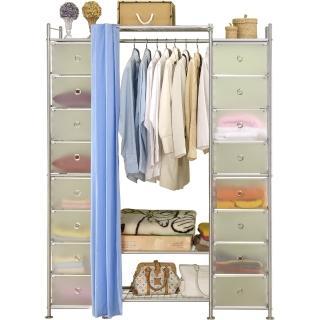 【巴塞隆納】W3+2D型60公分衣櫥櫃