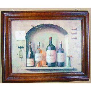 【原木鑰匙盒】《Wine-1》原木鑰匙盒壁飾
