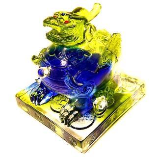 【開元琉璃】琉璃 工藝品 貔貅神獸