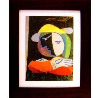 【開運陶源】 picasso畢卡索---抽象畫
