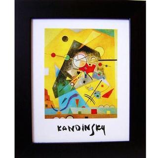 【開運陶源】 KANDINSKY康丁斯基抽象畫壁畫