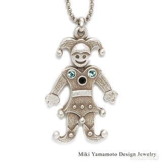 【山本美樹】微笑小丑 項鍊