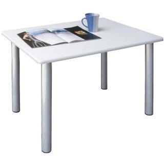 【美佳居】75公分高(60x80)餐桌/工作桌/休閒桌(二色可選)
