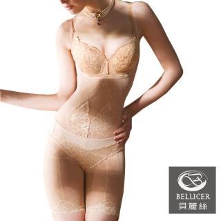 (玫瑰可莉)6819 雕塑曲線連身長統塑身衣