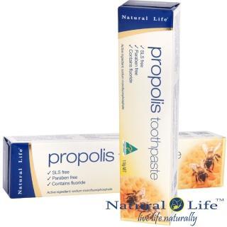 【澳洲Natural Life】蜂膠牙膏(110gX2入)