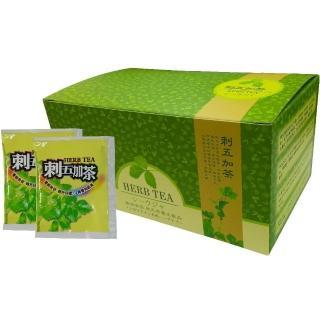 (吉安鄉農會)刺五加茶包(3gx25包) 共3盒
