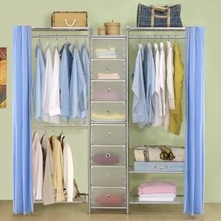 【巴塞隆納】W2型60+D+W3型60衣櫥置物櫃