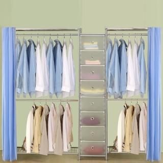 【巴塞隆納】W2型60+D+W2型90衣櫥置物櫃