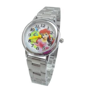 迪士尼公主系列-美人魚兒童錶(鋼帶)