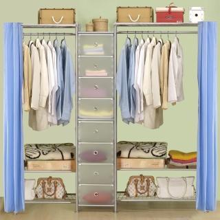 【巴塞隆納】W3型60+D+W3型90衣櫥置物櫃