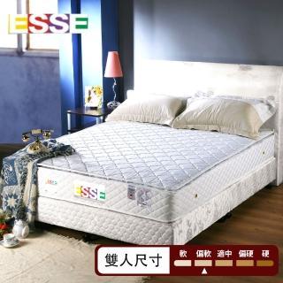ESSE御璽名床三線獨立筒床墊5x6.2尺(雙人尺寸)