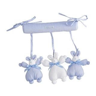 比得兔古典夢幻系列布物組粉藍