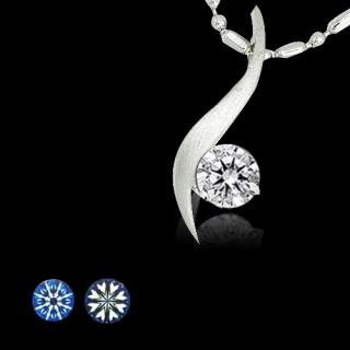 LS 美人魚晶鑽項鍊
