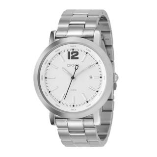 DKNY 經典子爵腕錶(銀)