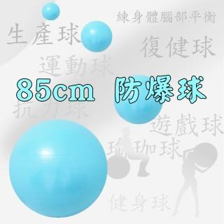 【Sport-gym】85CM超彈力大球-感覺統合訓練用教具 提升幼兒八大智能球