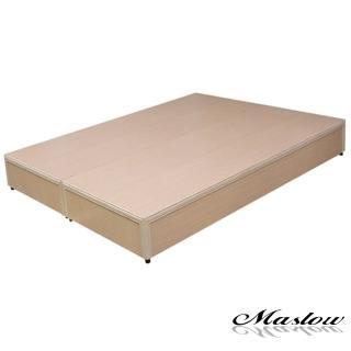 (Maslow-白橡木)3分床底-雙人5尺