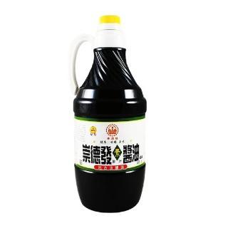 【崇德發】醬油(1600ml)