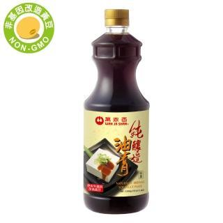 【萬家香】純釀造油膏(1200g)