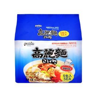 【即期出清】Paldo 韓國高麗麵-海鮮味(565g)
