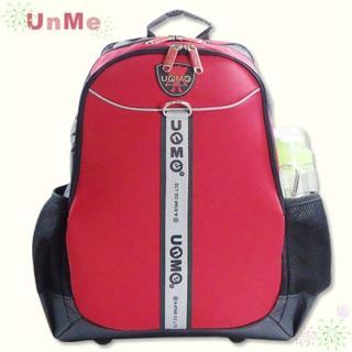 【快速到貨】UnMe多功能小筆電書包/蘋果紅