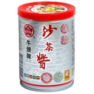 【牛頭牌】5號麻辣沙茶醬250g