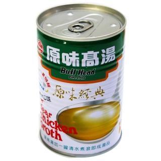 【牛頭】原味高湯(411g-3入)
