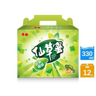 【泰山】仙草蜜(12入禮盒)