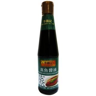 《李錦記》蒸魚醬油        410g