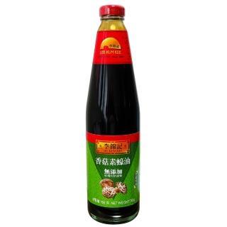 【李錦記】香菇素蠔油     765g(765g)