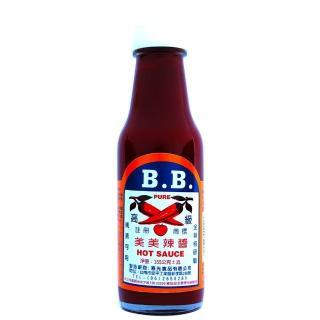 《BB》美美辣醬165g
