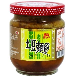《福松》小土豆麵筋180g