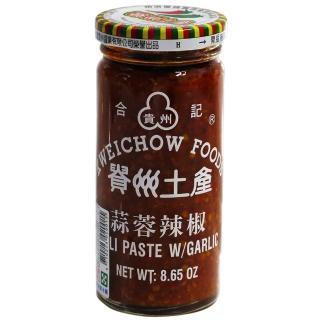 《貴州》蒜蓉辣椒245g