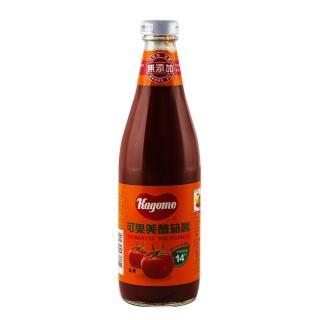 【可果美】蕃茄醬(700g)