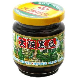【大茂】黑瓜-瓶(170g)