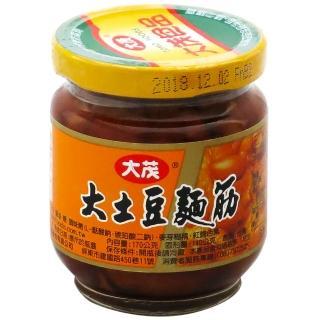 【大茂】土豆麵筋-瓶(170g)