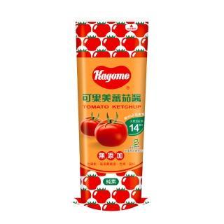 【可果美】蕃茄醬軟瓶(500g)