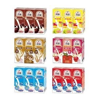 《光泉》巧克力保久乳200ml*24瓶