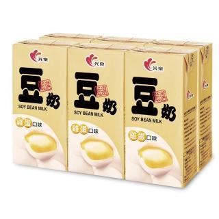 《光泉》雞蛋豆奶320ml*24瓶
