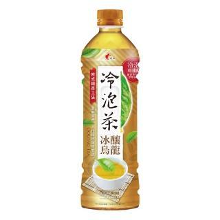 《光泉》冷泡茶-冰釀烏龍585ml-24瓶