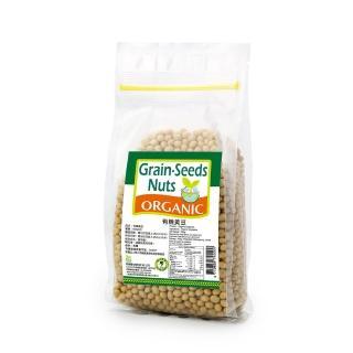 【康健生機】有機黃豆(500g)