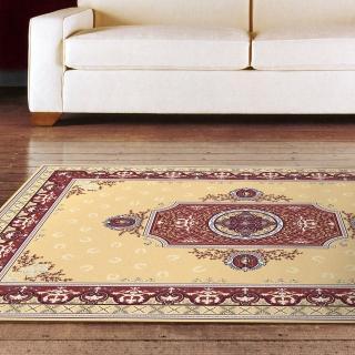 《格藍傢飾》新古典絲毯ISPAHAN 4517 1/36 BEIGE 135x200cm