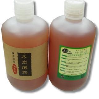 【嚴選備長炭】木酢液1000cc『3瓶特惠價』