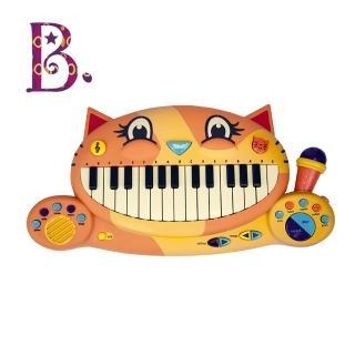 【美國B.Toys】B.Toys大嘴貓鋼琴